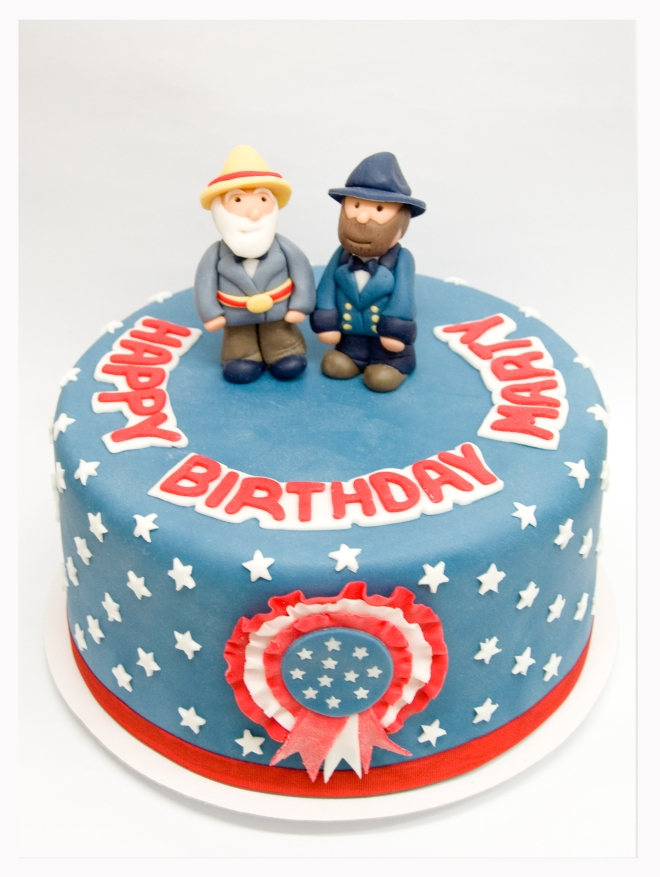 Civil War Cake