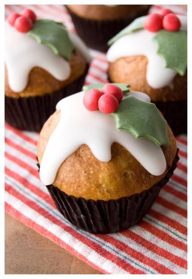 Preparándonos para Navidad: Mini Panettones!