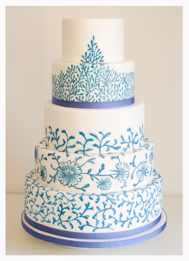 Pastel Chintz azul