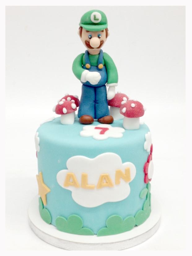 Pastel Luigi