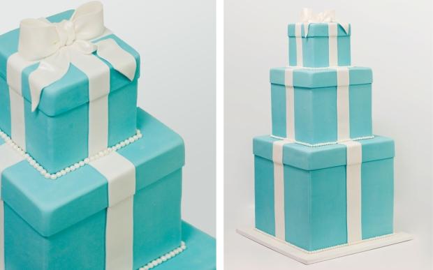 Pastel Boda Tiffany