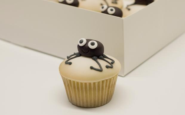 Cupcakes_arañas