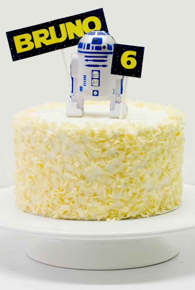 Pastel R2D2