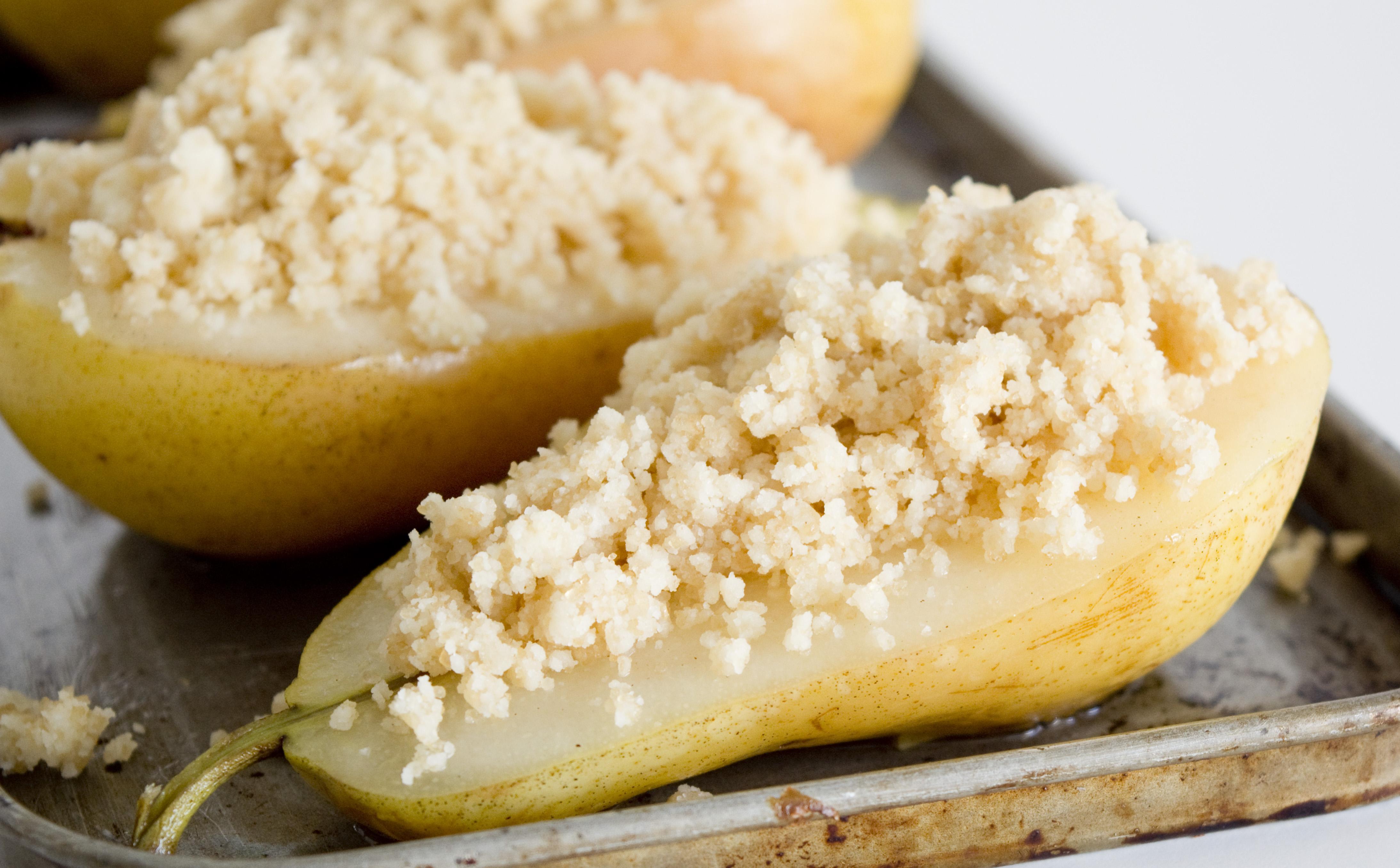 Es septiembre temporada de peras florentine blog for Bandeja horno ikea