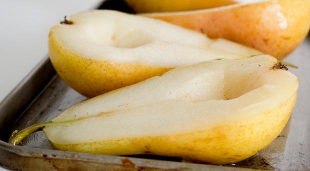 peras horno